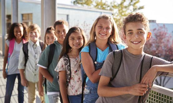 Como ajudar meu filho a adaptar-se na escola americana?
