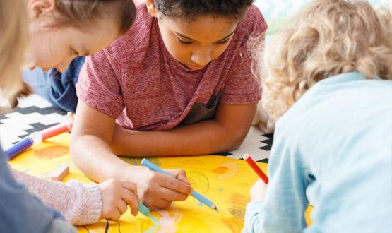 Escola Montessori nos EUA
