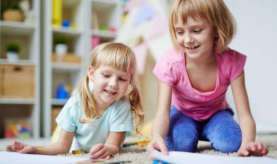 educação infantil nos EUA