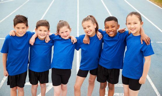 Esportes e competições nas escolas americanas